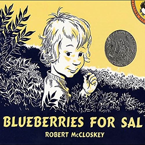 Blueberries for Sal cover art
