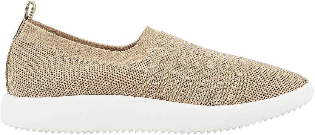 Aerosoles - Sneaker da donna Oro Metallizzato