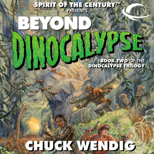 Beyond Dinocalypse audiobook cover art