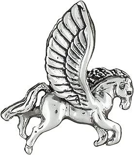 DiamondJewelryNY Sterling Silver St Alphonsus Pendant