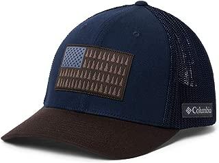 Men's Mesh Tree Flag Ball Cap