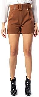 AKÈ Luxury Fashion Womens F646YALP6323BROWN Brown Shorts | Fall Winter 19