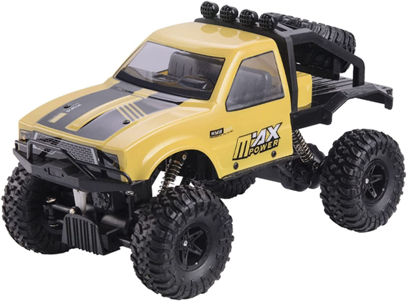 Kikioo Ranking TOP8 Toy Gift Speed NEW Charging Four-Wheel Racing Drive Off-Road