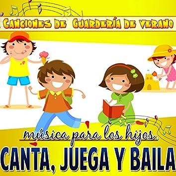 Canciones de Guardería de Verano !. Música para los Hijos, Canta Juega Baila