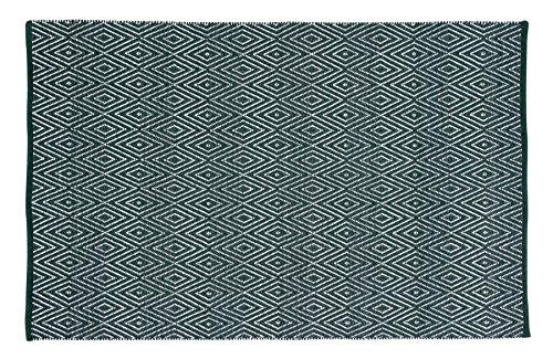 Home Basics HM14M tapijt, katoen, Engels, 120 x 180 cm