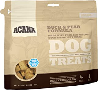 ACANA Singles Limited Ingredient High-Protein Freeze-Dried Dog Treats