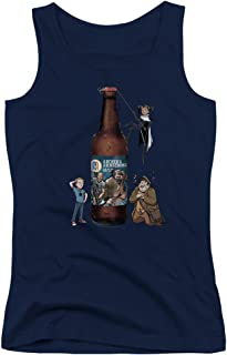 Archer /& Armstrong Dropping In Adult Tank Top