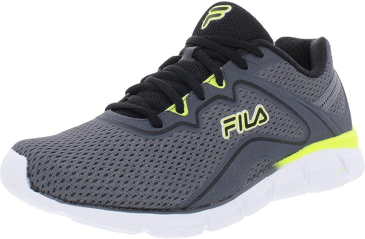 Fila lowest price Men's Memory 5 Vernato Max 58% OFF Shoes