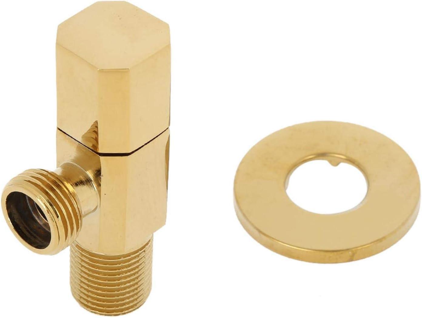 Niiyen Kuuleyn Tap Angle Valve Brass Water Max 49% OFF Fa Hot Cold Shut Off Dealing full price reduction