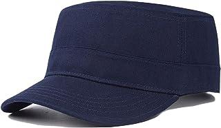 Fasbys Newsboy Cappelli piatti Cappelli Mens Estate Cotone Ivy Gatsby Cabbie Cap Peak Hat Regolabile