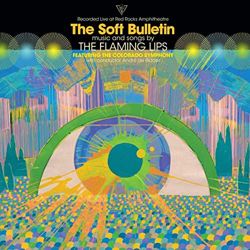 The Soft Bulletin Live At Red Rock Amphitheatre