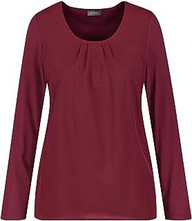 Samoon Women's 371024-26507 Long Sleeve Top