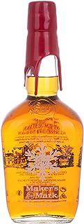 "Maker""s Mark Kentucky Straight Bourbon Whisky HOLIDAY EDITION 2019 45% Volume 0,7l Whisky"