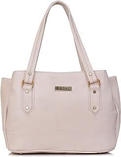 Aisna Women's Sara Handbag(ASN-214)(Pink)