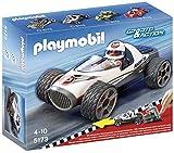Playmobil Coches - Rocket Racer, Juguete Educativo, 25 x 7,5 x 20 cm, (5173)