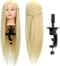 LuckyFine FC 613# 26 inch Salons Mannequin Head/Mankind Head/Fill Head/Practice Head