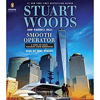 Smooth Operator audiobook cover art