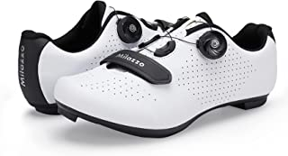 Road Cycling Shoes Touring,Indoor Riding Shoe for Men...