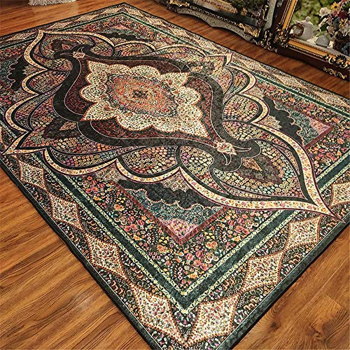 alfombras Baratas,Patrón Abstracto Alfombra de Alfombra Resistente al Desgaste de la casa Duradera de la Almohadilla de Arrastre Decorativo ,alfombras pequeñas -Gris_160x230cm