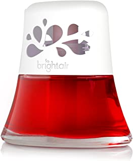 Bright Air 900022 Scented Oil Air Freshener and Diffuser, Macintosh Apples and Cinnamon Scent, 2.5 Ounces