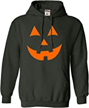 Go All Out Adult and Youth Jack O Lantern Pumpkin Face Halloween Funny Sweatshirt Hoodie