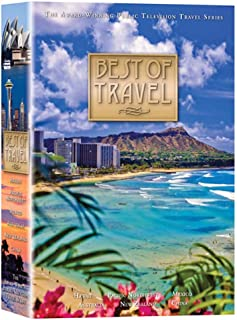 Best of Travel: Pacific Northwest, Mexico, Hawaii, China, Australia & New Zealand