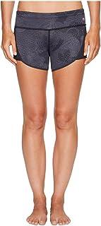 Maaji Womens 1709SBX Gray Photoplay Running Shorts Short