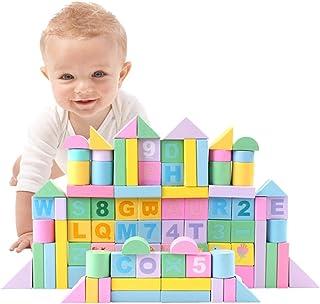738389708bd1 Xiao Jian- Bloques de construcción - Bloques de construcción para niños Niño  niña 1-