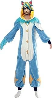 CosplayLife League Pajama Guardian Cosplay Kigurumi Costume Onesie | Full Set Costume