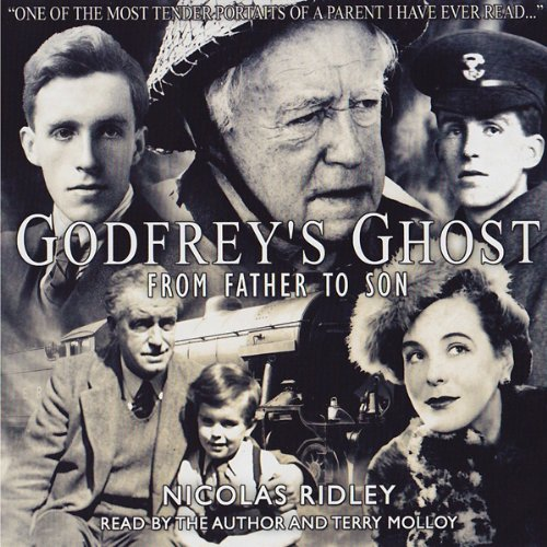 Godfrey's Ghost cover art