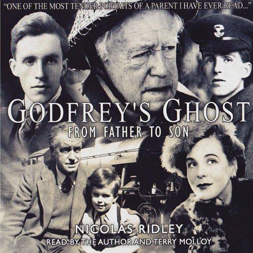 『Godfrey's Ghost』のカバーアート