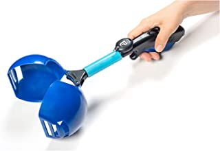 Bleu Paw Pet Pooper Scooper - Portable Light-Weight Durable Litter Scooper for Small and Large Dogs, Cats, Pigs and Horses
