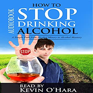 How to Stop Drinking Alcohol cover art