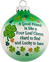 A Friend Is Like A Four Leaf Clover