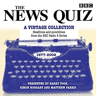 The News Quiz: A Vintage Collection cover art