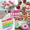 Coloranti Alimentari a 14 colori - Colorante Alimentare Liquido Concentrati per Cuocere Decorare, Cucinare, Glassare, torta, Fondente, Slime e Mestieri - Flaconi di 6 ml #3