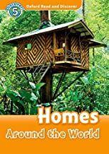 Oxford Read and Discover 5. Homes Around the World Audio CD Pack