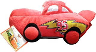 Play by Play Peluche Coche Rojo Rayo Mcqueen Cars 24cm Calidad Super Soft