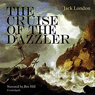 The Cruise of the Dazzler audiobook cover art