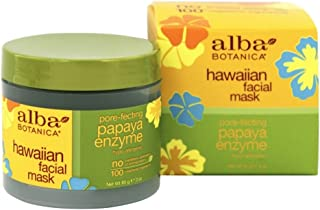 Alba Botanica Papaya enzyme facial Mask 3Oz