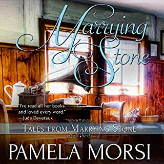 Marrying Stone audiobook cover art