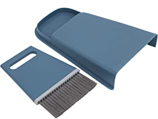 Table Cleaning Tool, Desktop Cleaning Tool, Lightweight for Cleaning The Keyboard Countertop Table Car(Navy Blue)