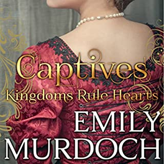 Captives audiobook cover art