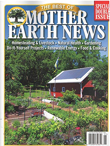 The Best of Mother Earth News Magazine 2019 Edition