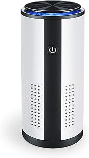 NEVEIKA Purificador de aire 4 en 1 True HEPA, filtro de carbono, purificador de aire portátil para coche y dormitorio, eli...