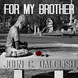 For My Brother audiobook cover art