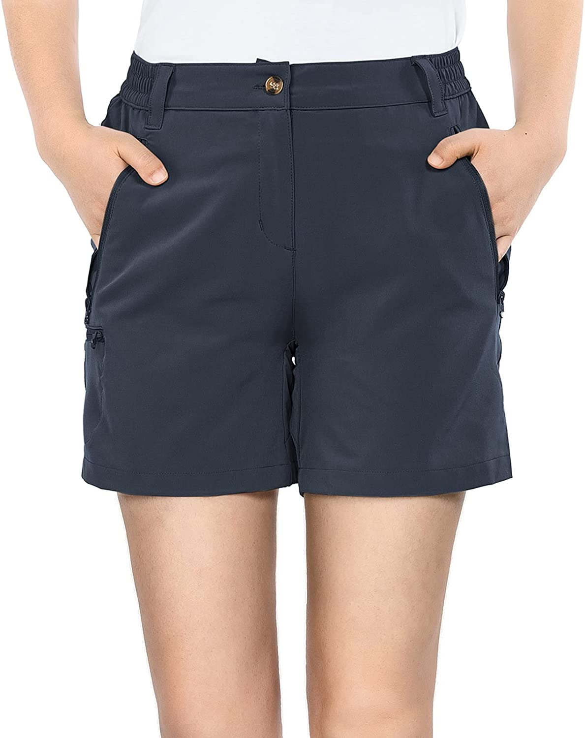 33 000ft Women's Raleigh Mall Hiking Shorts Max 88% OFF Dry Quick Cargo for