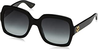 0036S Square Sunglasses Lens Category 3 Size 54mm