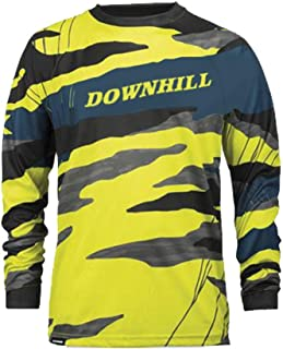 Uglyfrog Downhill Jersey Motorbikes Protective Clothing Long Sleeve Winter Fleece Warm Cycling Shirt