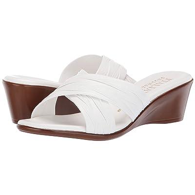 Italian Shoemakers Kenny (White) Women